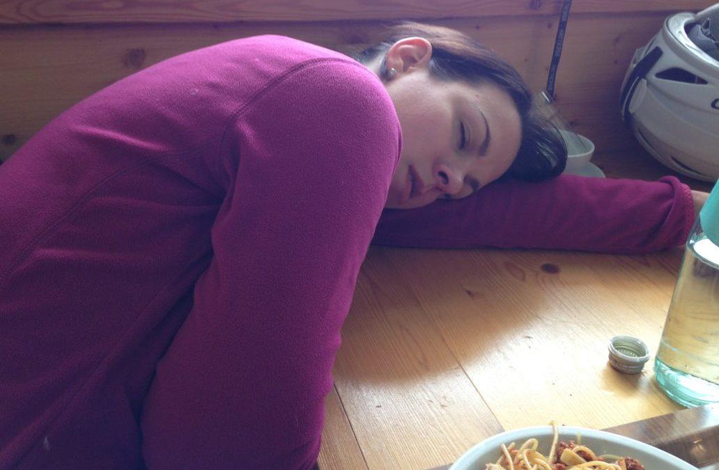 Narkolepsie je jako dva dny nespat